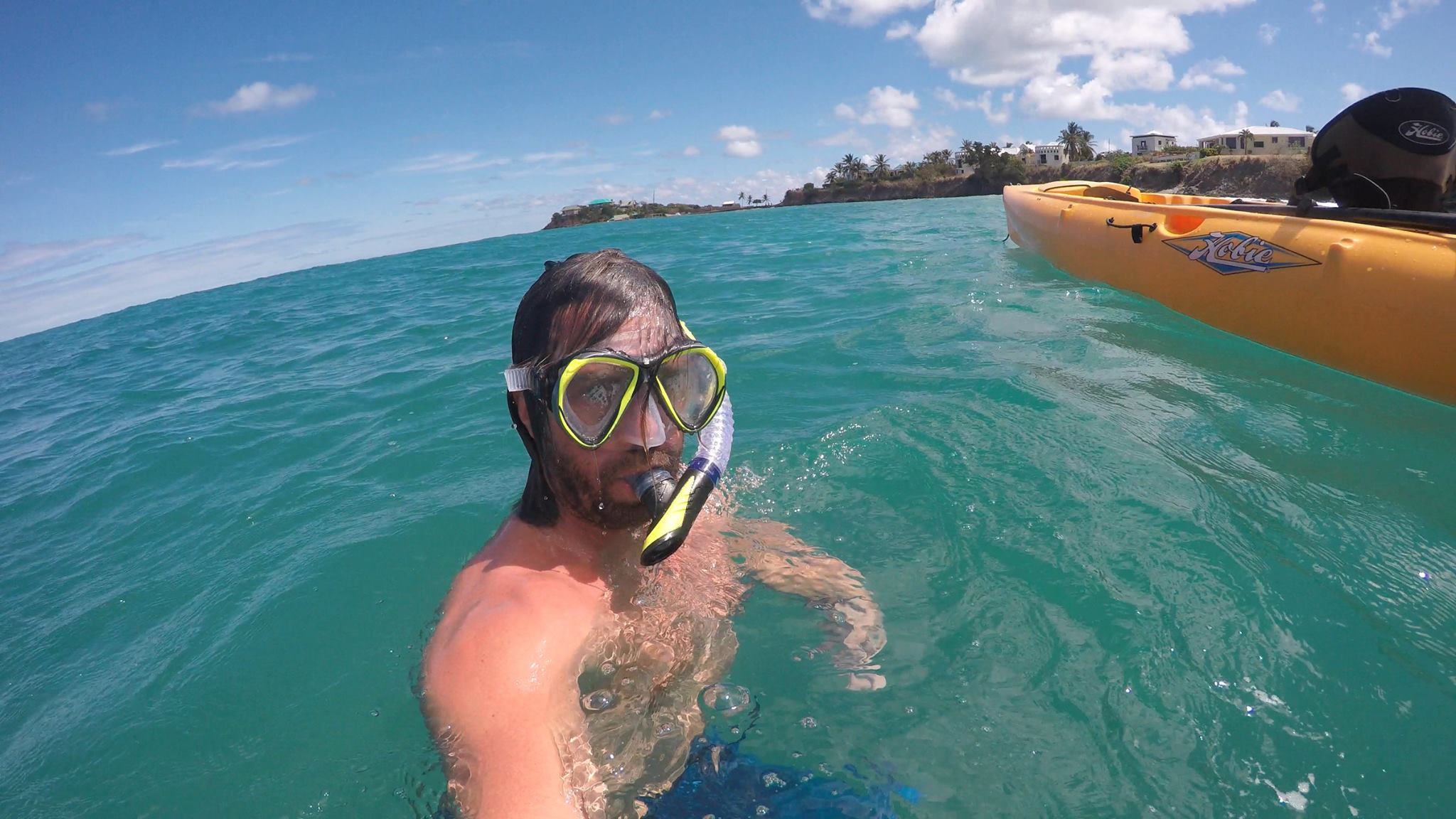 rent snorkel gear on st croix
